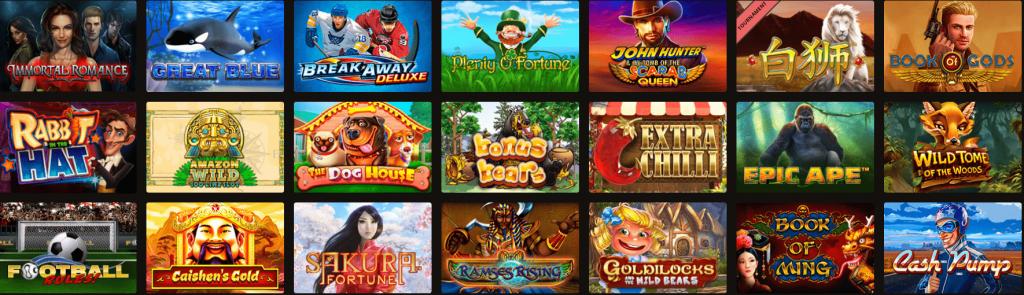 Игровые автоматы, где можно использовать Free Spin за регистрацию в Play Fortuna