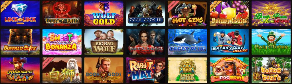 Популярные слоты в казино Play Fortuna Online