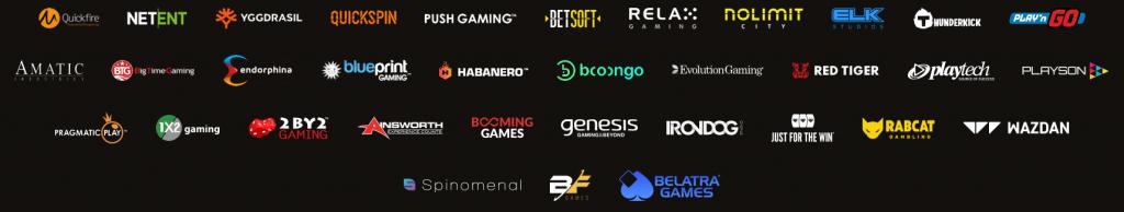 Провайдеры софта в онлайн казино Play Fortuna