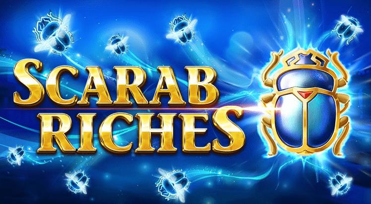 Scarab Riches в онлайн казино Плей Фортуна